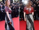 Chiếc váy ấn tượng của mỹ nhân Hollywood