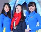 Những nữ sinh toả sắc tại Đại hội sinh viên toàn quốc 2013