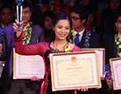 10 y bác sĩ trẻ tiêu biểu Thủ đô nhận giải thưởng Đặng Thuỳ Trâm