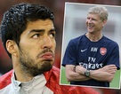 Arsene Wenger thừa nhận thất bại trong thương vụ Luis Suarez