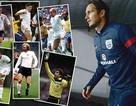 """Lampard và những huyền thoại trong """"CLB 100"""" của tuyển Anh"""