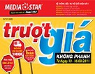Media Mart khuyến mại trượt giá không phanh đợt 3