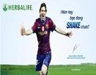 Dùng Shake cùng Messi