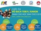 """""""Tăng nhiệt"""" với Cuộc thi Vô địch TOEFL Junior 2013 tại Miền Nam"""