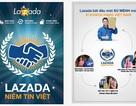 Mua sắm online cùng Lazada.vn - giải pháp cho cuối năm bận rộn