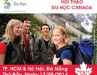 Hội thảo du học Canada - Điểm đến của sự thành công!