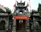 Về đền thờ Mẫu Nguyên phi Ỷ Lan tại nguyên quán