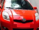 Ô tô bị ném đá, một phụ nữ trong xe ngất xỉu