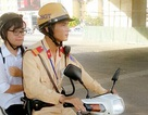 Hà Nội: CSGT đưa thí sinh đi thi khi phụ huynh gặp tai nạn