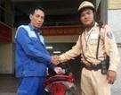 Hà Nội: Đi xe gian, bỏ trốn khi gặp Cảnh sát giao thông