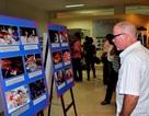 Gần 1.200 khách nước ngoài thăm triển lãm nạn nhân da cam