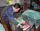 Trao quà Tết đến bé Nhân Hậu và trẻ em mồ côi