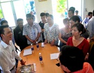 """Vụ """"ông hội đồng"""" bị bắt tại Đà Nẵng: Tân Cường Thành hứa trả sổ đỏ cho dân"""
