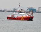 Cứu nạn tàu cá trong khu vực biển thời tiết xấu