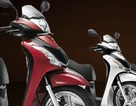 Honda Việt Nam ra mắt xe SH 2011