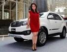 Toyota ra mắt phiên bản nâng cấp của Fortuner tại Indonesia