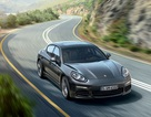 Porsche Panamera Diesel 2014 sẽ ra mắt tại triển lãm ôtô Frankfurt