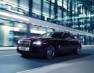Rolls-Royce Ghost V-Specification thêm lựa chọn cho người thành đạt