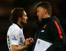 Hòa may mắn, Van Gaal vẫn khen ngợi cầu thủ MU