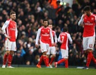 Những điểm nhấn sau thất bại của Arsenal trước Tottenham