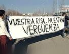 CĐV Real Madrid biểu tình phản đối C.Ronaldo