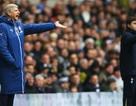 """Wenger: """"Tottenham xứng đáng giành chiến thắng"""""""