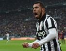 "Tevez tỏa sáng, Juventus ""đòi nợ"" Genoa"
