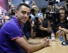 Xavi chính thức chia tay Barcelona sau 24 năm