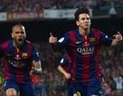 Messi xuất sắc nhất lịch sử Champions League