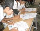 Lệ phí tuyển sinh năm 2012 là 80.000 đ/thí sinh