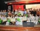 Trao giải thưởng cho 23 công trình nghiên cứu khoa học xuất sắc của SV