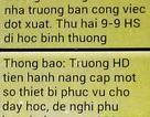 Hà Nội: Cần cảnh giác khi sử dụng Sổ liên lạc điện tử