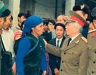 Bài thơ tiếng dân tộc thiểu số của Đại tướng Võ Nguyên Giáp