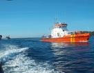 Đang ứng cứu 6 ngư dân Bình Định gặp nạn trên biển