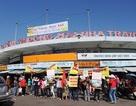 Hàng trăm tiểu thương Chợ Đầm đồng loạt bãi thị