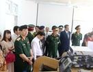 Thượng tướng Nguyễn Chí Vịnh dự lễ khánh thành trung tâm CNTT - Ngoại ngữ