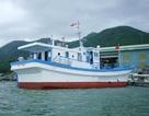 Hạ thủy tàu cá composite đầu tiên theo Nghị định 67