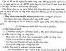 """""""Lệch"""" con số sát hạch công chức: Sở Nội vụ Hà Nội phản hồi"""