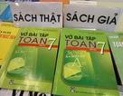 Hàng loạt sách in lậu, sách giả mang tên NXB Giáo dục Việt Nam