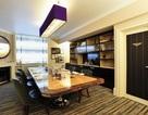 Phòng ăn mang phong cách Bentley