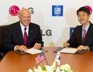 GM và LG hợp tác sản xuất xe chạy điện
