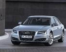 """Audi A8 hybrid - Sang và """"sạch"""""""