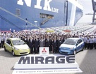 Thái Lan trở thành trung tâm sản xuất lớn nhất của Mitsubishi