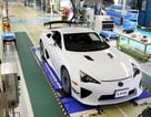 Ngừng sản xuất siêu xe Lexus LF-A