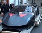 Khó như lái siêu xe Lamborghini Sesto Elemento
