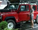 Khách du lịch ngoại được đưa ô tô vào Việt Nam