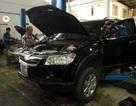 Năm 2012: Nhiều xe tại Việt Nam cần sửa lỗi