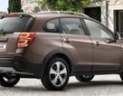Sắp ra xe Chevrolet Captiva phiên bản mới