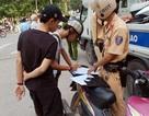 Có bị phạt khi lưu hành xe chưa có giấy đăng ký?