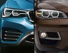 So sánh BMW X4 và X6